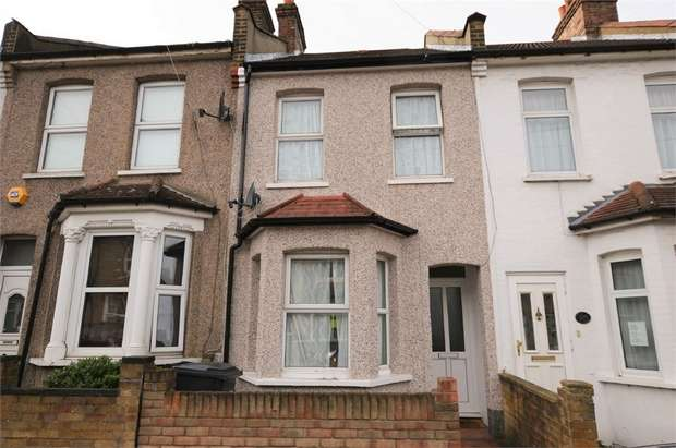 2 Bedrooms Terraced House for sale in Lebanon Road, Croydon