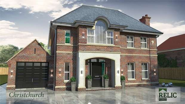 4 Bedrooms Land Commercial for sale in Christchurch Crescent, Radlett, Hertfordshire
