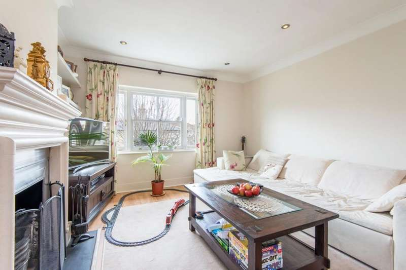 2 Bedrooms Apartment Flat for sale in Clifton Hill, St John's Wood, London, NW8
