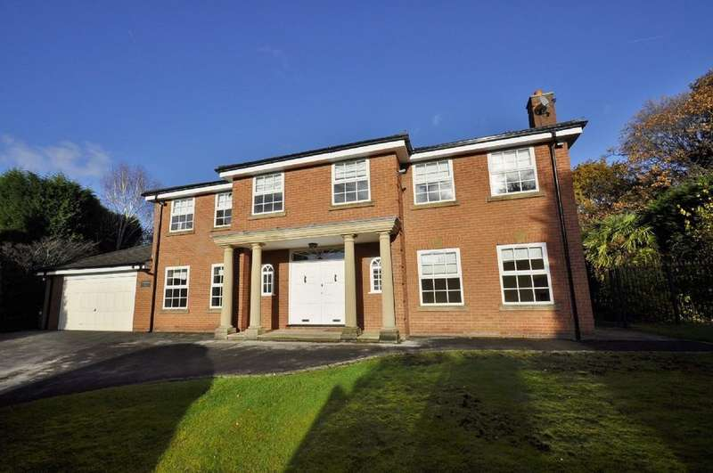 5 Bedrooms Detached House for sale in Broadway, Bramhall