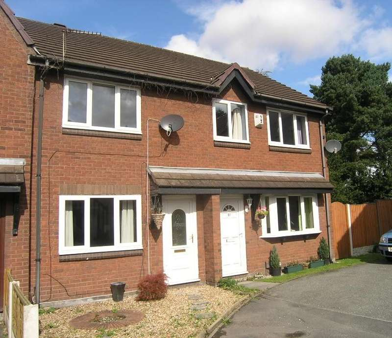 2 Bedrooms House for sale in Barmouth Close, Callands, Warrington