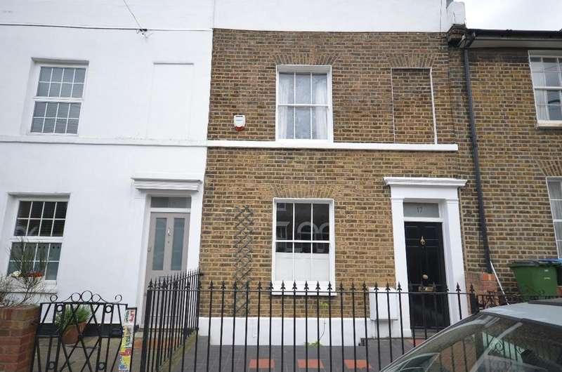2 Bedrooms Terraced House for sale in Tyler Street Greenwich SE10