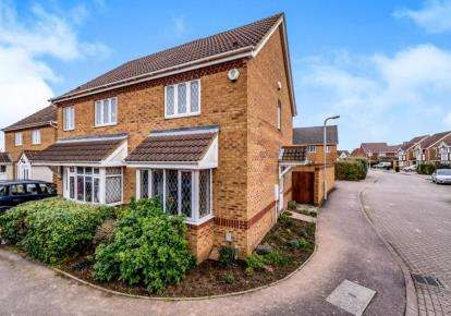 2 Bedrooms Semi Detached House for sale in Cartmel Priory, Bedford, Bedfordshire