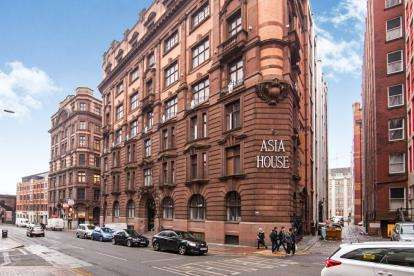 2 Bedrooms Flat for sale in Asia House, Manchester, Greater Manchester