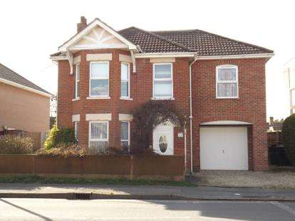 5 Bedrooms Detached House for sale in Walkford, Christchurch, Dorset