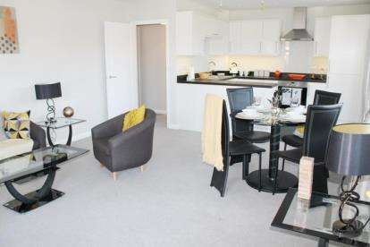 2 Bedrooms Flat for sale in Worle, Weston-super-Mare