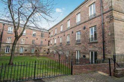 2 Bedrooms Flat for sale in Deuchar House, 158 Sandyford Road, Newcastle Upon Tyne, Tyne and Wear, NE2