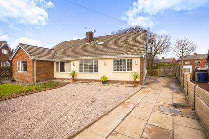 3 Bedrooms Bungalow for sale in St. Annes Road, Leyland, Lancashire, ., PR25
