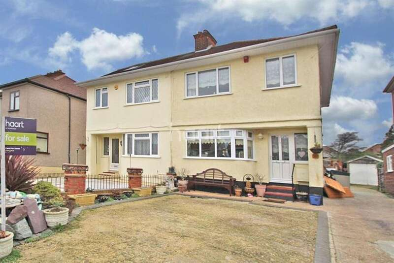 4 Bedrooms Semi Detached House for sale in Sheila Close, Coller Row