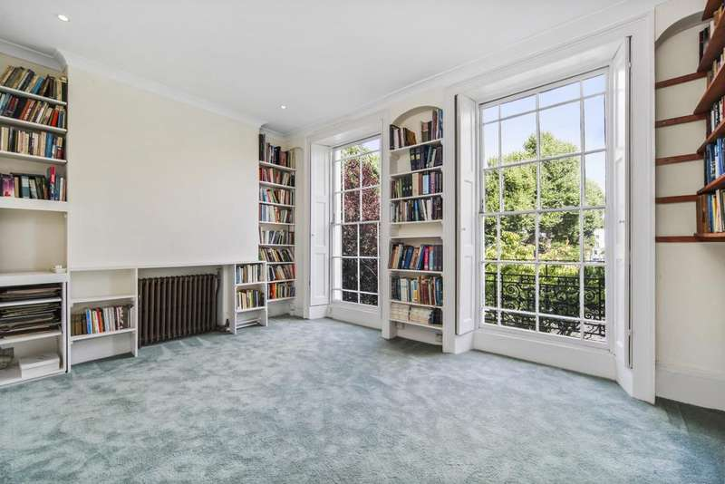 4 Bedrooms Terraced House for sale in Pembroke Square, W8