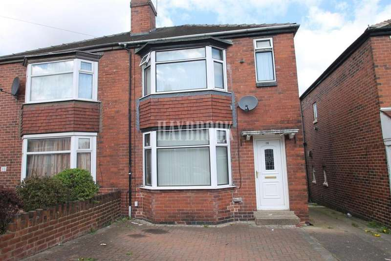 3 Bedrooms Semi Detached House for sale in Ramsden Road, Broom