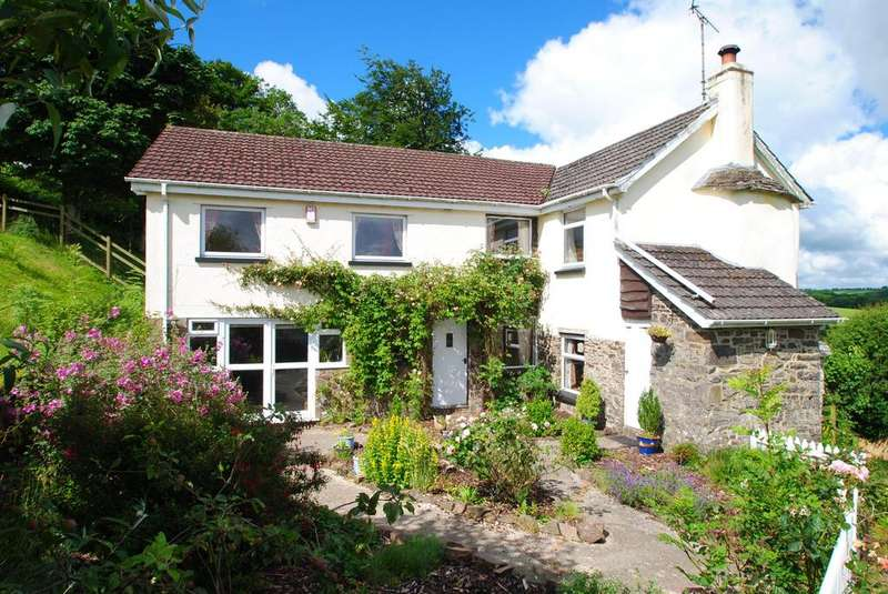 4 Bedrooms Detached House for sale in Cottwood, Riddlecombe