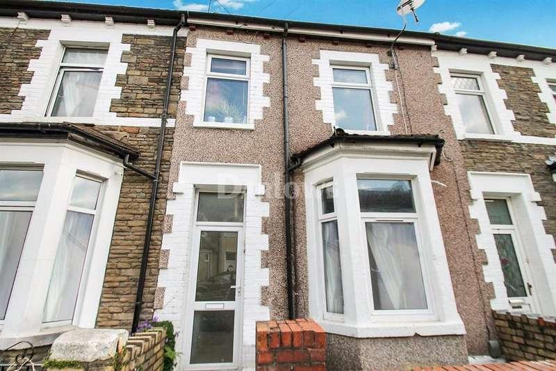 1 Bedroom Flat for sale in Penllyn Road, Canton