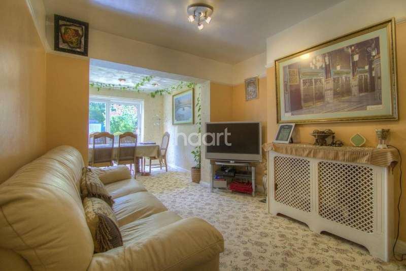 4 Bedrooms Semi Detached House for sale in Walton Drive, Harrow, HA1