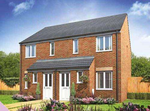 2 Bedrooms Terraced House for sale in Jasmine Gardens Development, Wellington