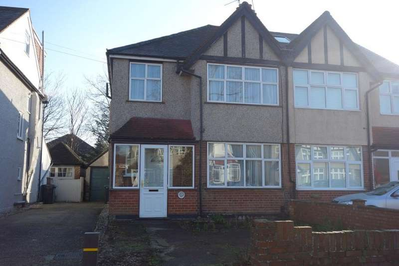 3 Bedrooms Semi Detached House for sale in Dysart Avenue, Kingston upon Thames, KT2 5QZ