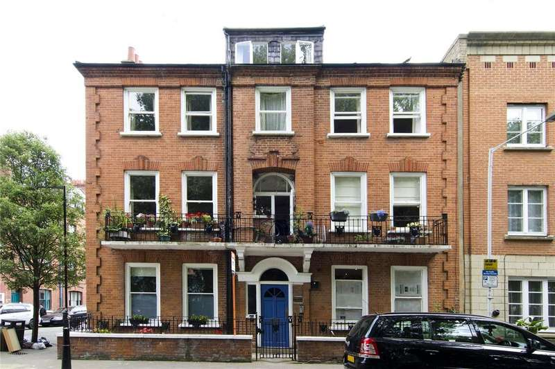 2 Bedrooms Flat for rent in Ford Square, London, E1