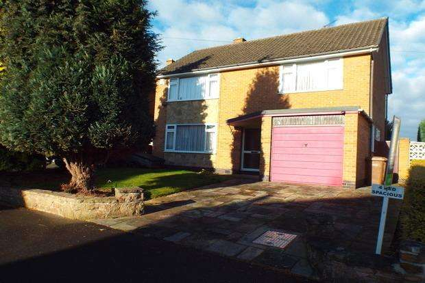 4 Bedrooms Detached House for sale in Brendon Road, Wollaton, Nottingham, NG8