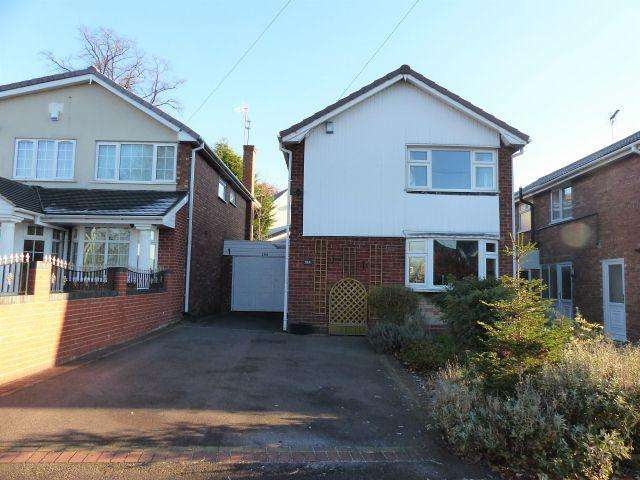 3 Bedrooms Link Detached House for sale in Newton Road,Great Barr,Birmingham