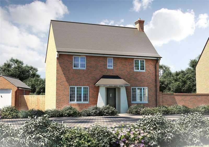 4 Bedrooms Detached House for sale in Plot 102 - The Ebford, Woodberry Copse, Lyme Regis, Dorset, DT7