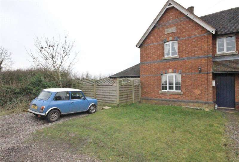 3 Bedrooms Semi Detached House for sale in Evesham Road, Church Lench, Evesham, Worcestershire, WR11