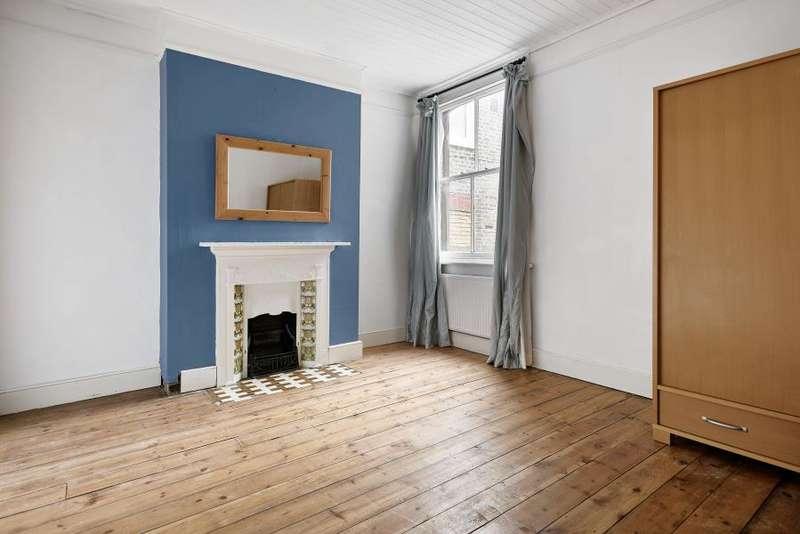 2 Bedrooms Apartment Flat for sale in Welham Road, Furzedown, SW16