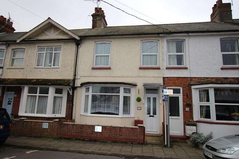 3 Bedrooms Town House for sale in Churchfield Road, Walton On The Naze