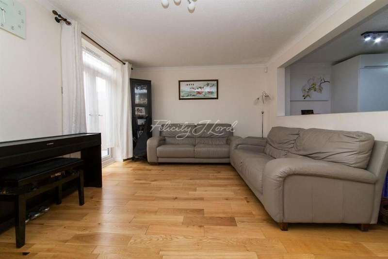 3 Bedrooms End Of Terrace House for sale in Croft Street, SE8