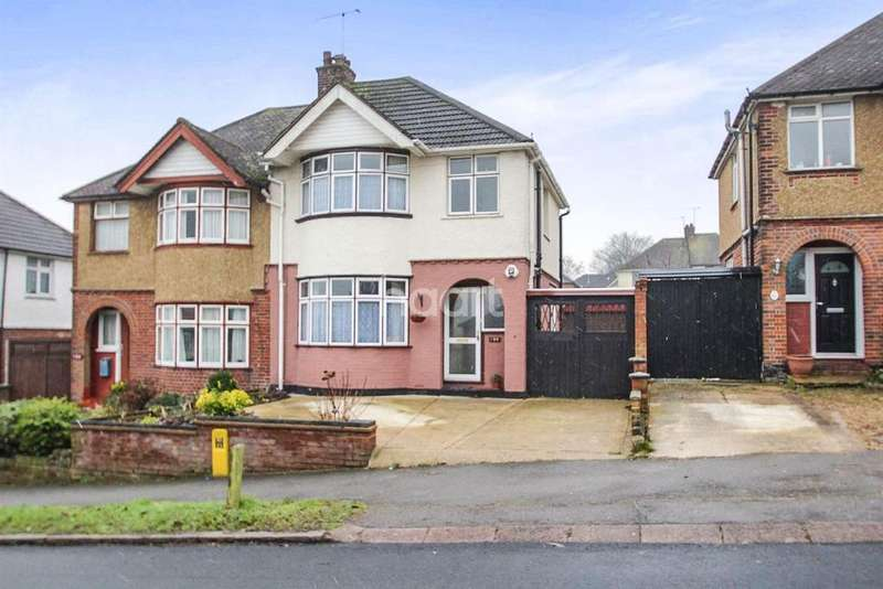 3 Bedrooms Semi Detached House for sale in Extended In Round Green