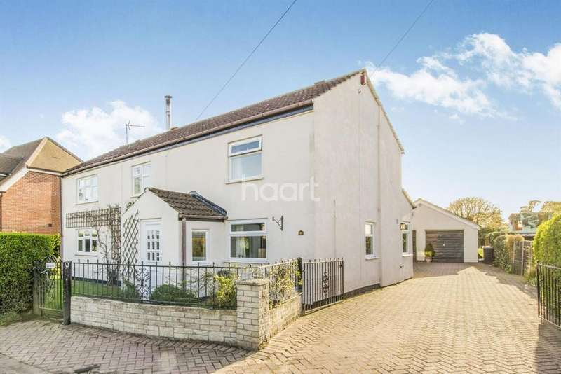 4 Bedrooms Detached House for sale in Lings lane, Hatfield