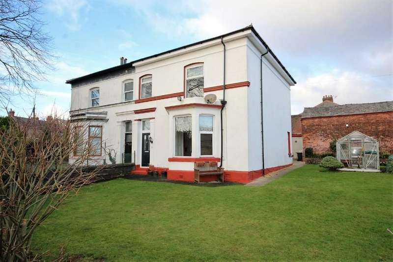 5 Bedrooms Semi Detached House for sale in 1 Sea View Villas, Barrow-In-Furness