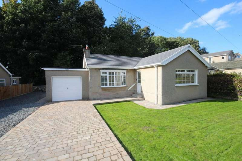 2 Bedrooms Detached Bungalow for sale in 28 Granby Road