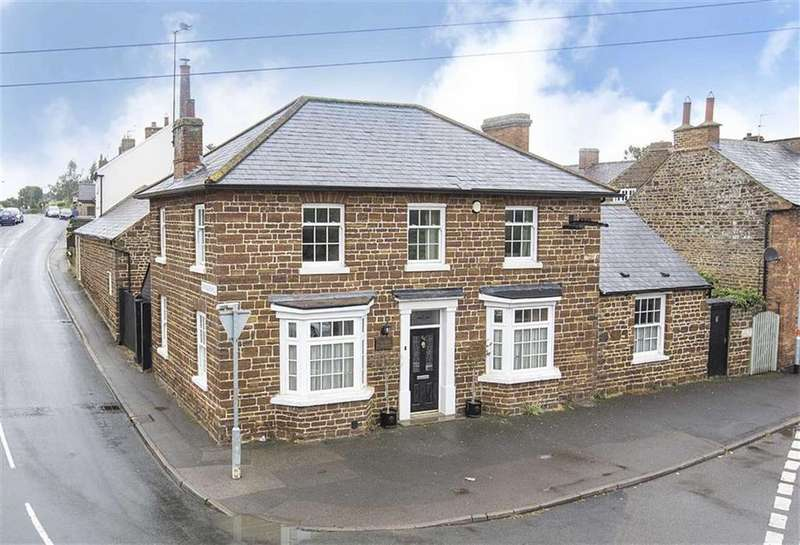 3 Bedrooms Detached House for sale in High Street, Broughton