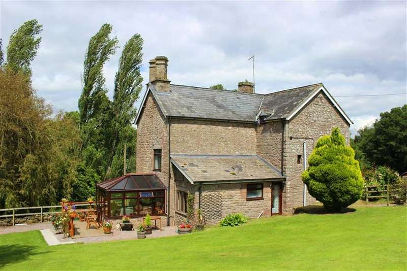 4 Bedrooms Detached House for sale in Penallt Monmouth, Monmouthshire