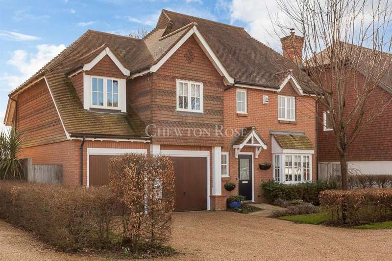 5 Bedrooms Detached House for sale in Flimwell, Wadhurst, East Sussex TN5