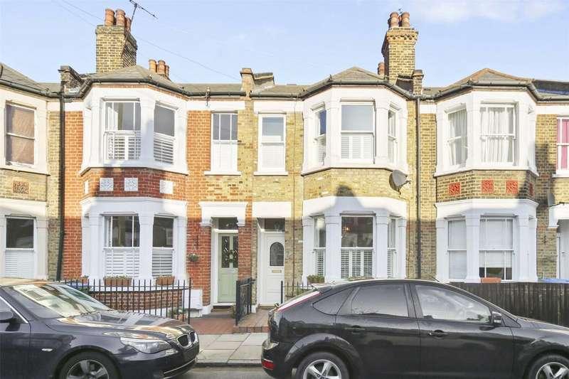3 Bedrooms Terraced House for sale in Azof Street, Greenwich, London, SE10