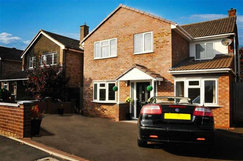 4 Bedrooms Detached House for sale in Preston Street, Shrewsbury, Shropshire