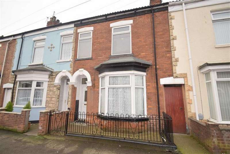 3 Bedrooms Terraced House for sale in Severn Street, Hull, East Yorkshire, HU8
