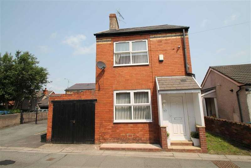 3 Bedrooms Detached House for sale in School Street, Rhos, Wrexham