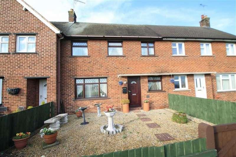 3 Bedrooms Terraced House for sale in Trevalyn Hall View, Rossett, Wrexham