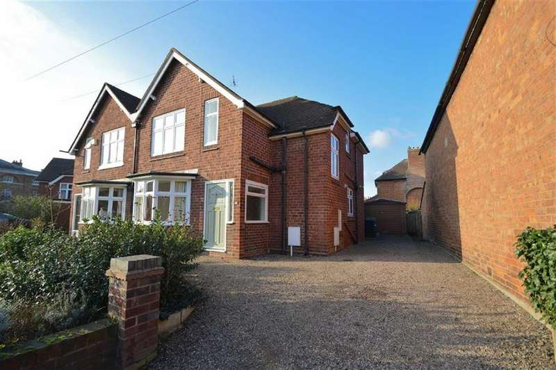 3 Bedrooms Semi Detached House for sale in Alma Street, Mountfields, Shrewsbury