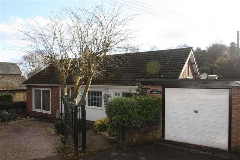 4 Bedrooms Detached Bungalow for sale in Wrigglebrook Lane, KINGSTHORNE, Hereford