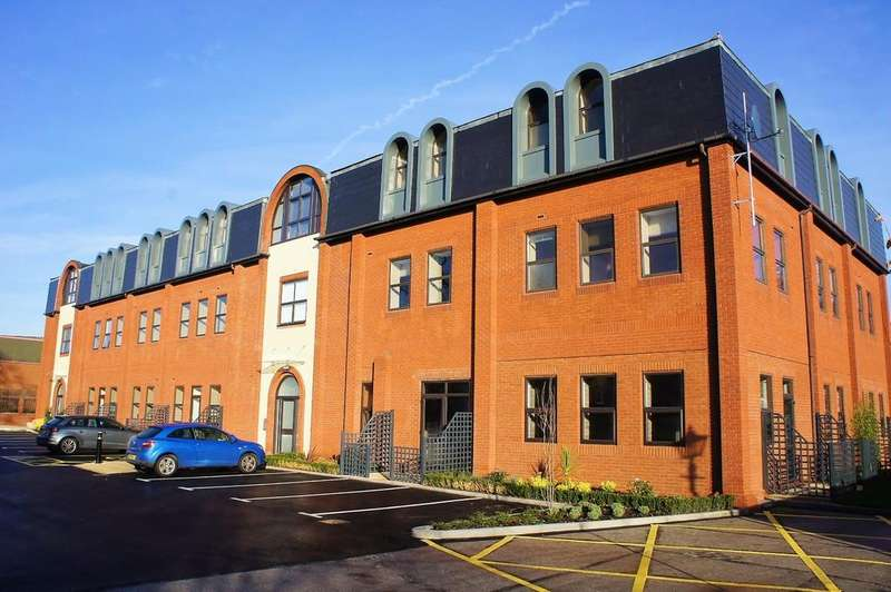 1 Bedroom Apartment Flat for sale in Olton Court, 10 Warwick Road