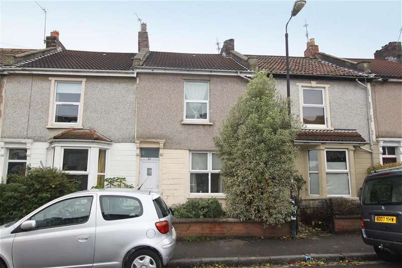 2 Bedrooms Terraced House for sale in High Street, Easton, Bristol