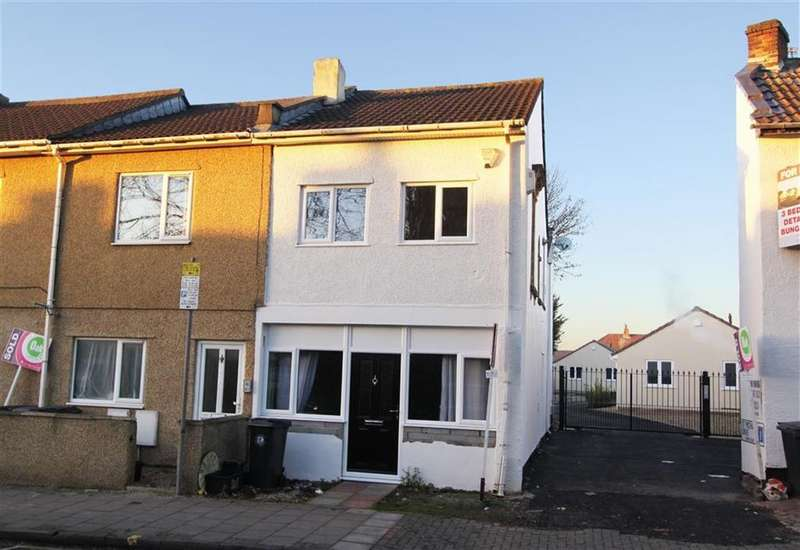 2 Bedrooms End Of Terrace House for sale in Two Mile Hill Road, Kingswood, Bristol