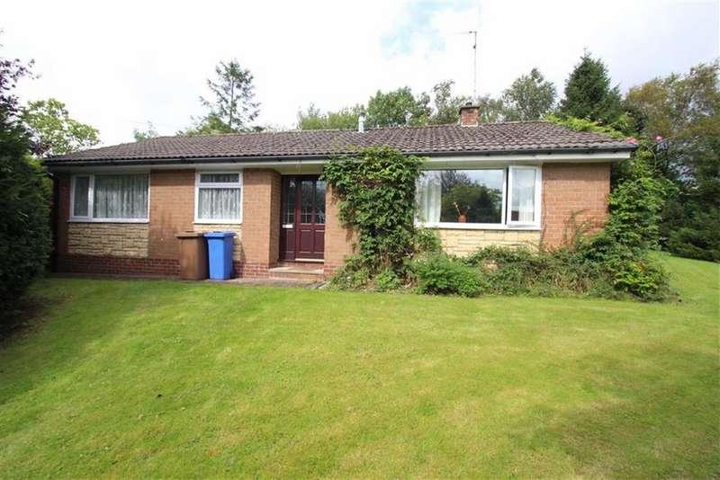 3 Bedrooms Detached Bungalow for sale in 60, Highcroft Way, Syke, Rochdale, OL12