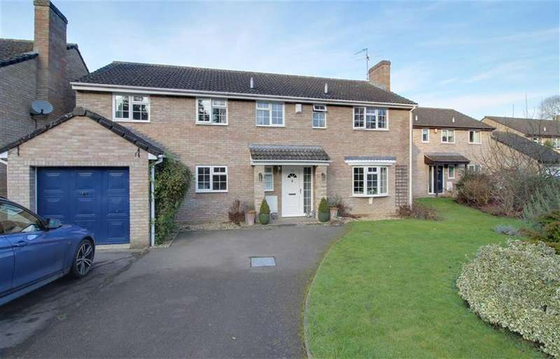 5 Bedrooms Detached House for sale in Selwyn Close, Ryeford, Gloucestershire