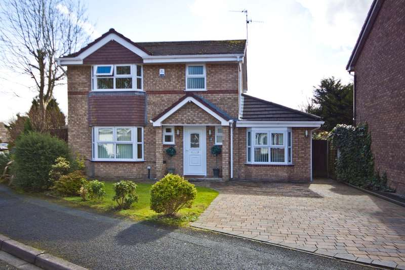 3 Bedrooms Detached House for sale in Bracken Wood, Liverpool L12