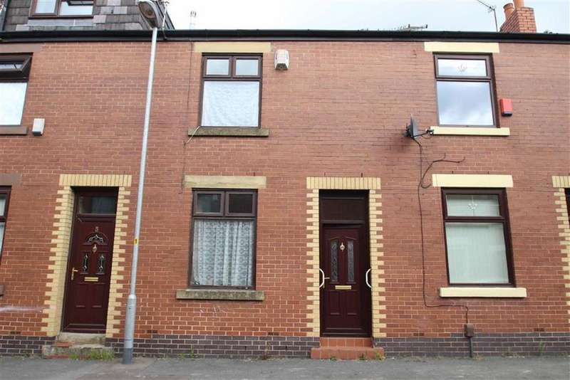 2 Bedrooms Terraced House for sale in 7, Ventnor Street, Deeplish, Rochdale, OL11