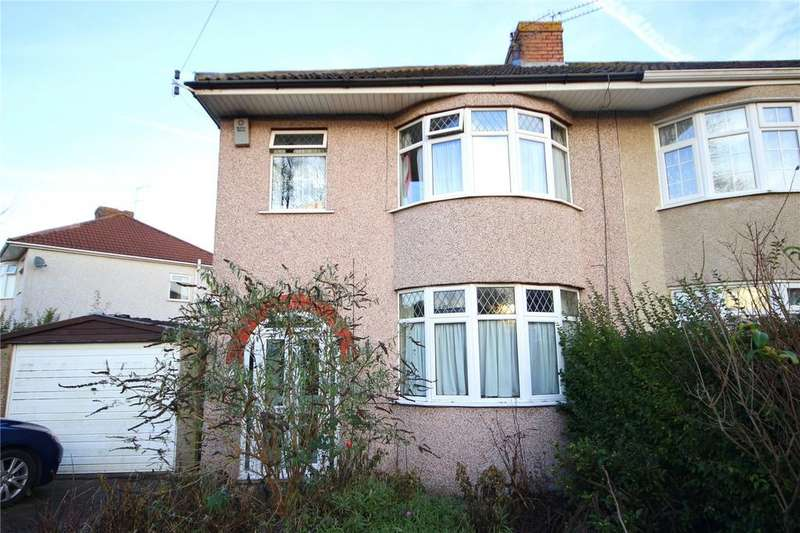 4 Bedrooms Semi Detached House for rent in Fourth Avenue, Filton, Bristol, BS7